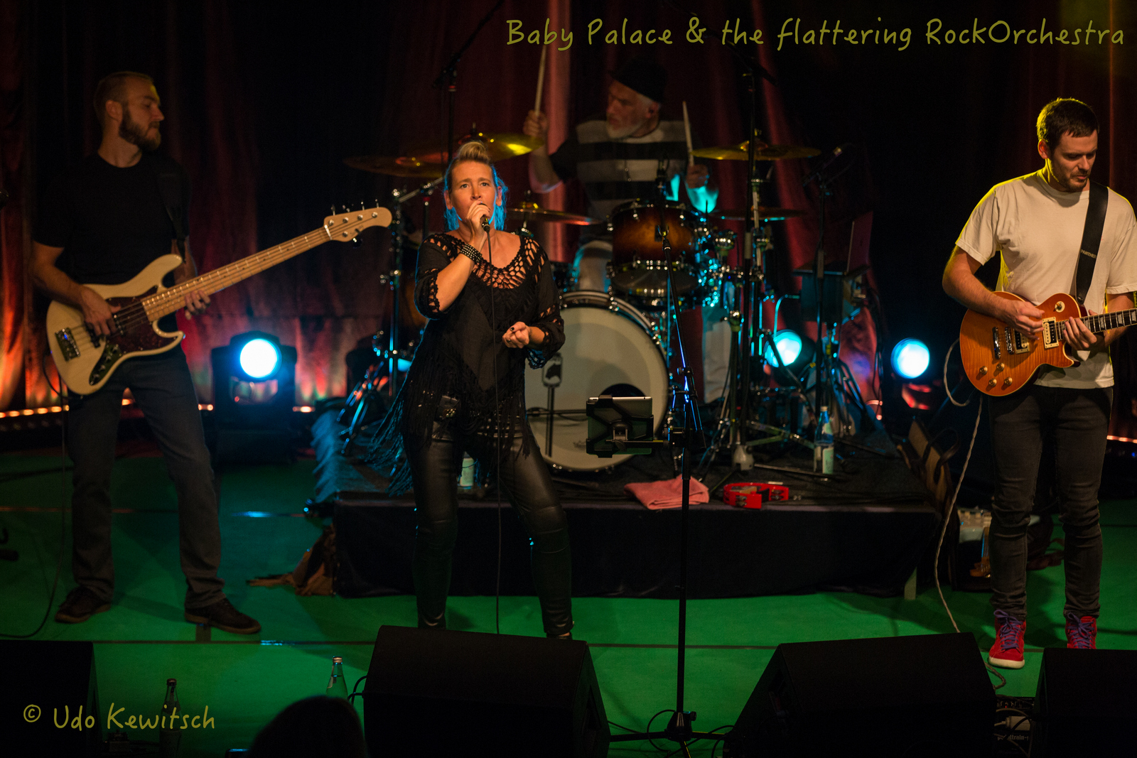 Samstag, 17.10.2020 / 19.30 Uhr – Baby Palace and the flattering Rock Orchestra
