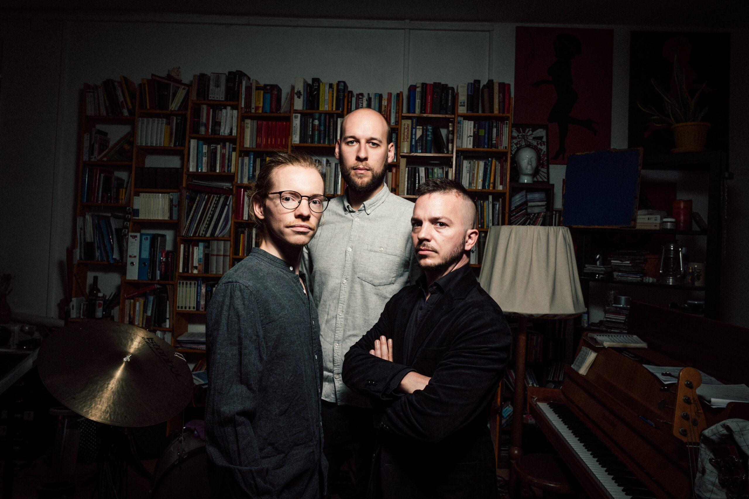 Freitag, 05.03.21 / 20.15 Uhr – Trio Mangart – Jazz   Streamkonzert
